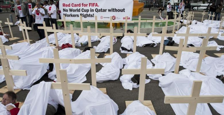 Qatar Went Black Ops to Secure Tainted World Cup Bid