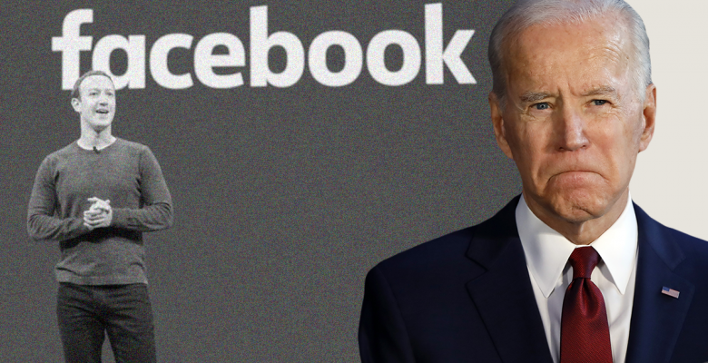 "Joe Biden: Mark Zuckerberg is a ""Real Problem"" and Should Face ""Civil Liability"""