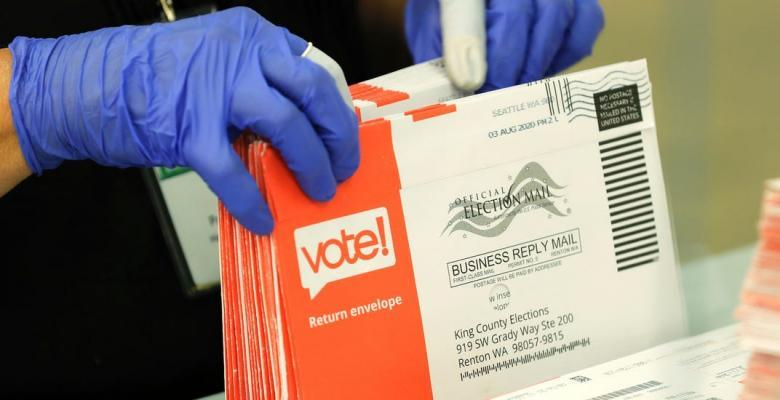 Mismatched Signatures On Mail-In Ballots Shaping Up to Be Major Election Legal Battle