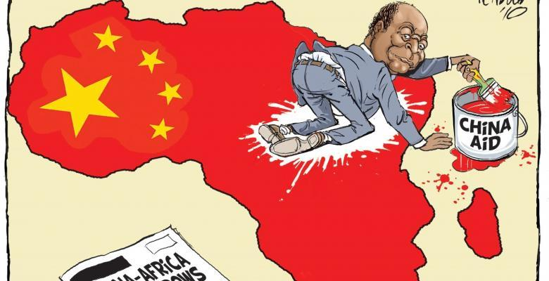 China's Influence in Africa Includes a Quasi-Media Takeover