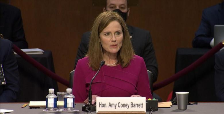 Senate Judiciary GOP Advances Amy Coney Barrett Nomination as Democrats Boycott Vote