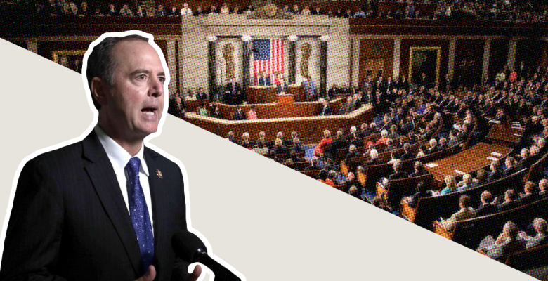 House Rejects GOP Attempt to Censure Adam Schiff Over Impeachment Inquiry