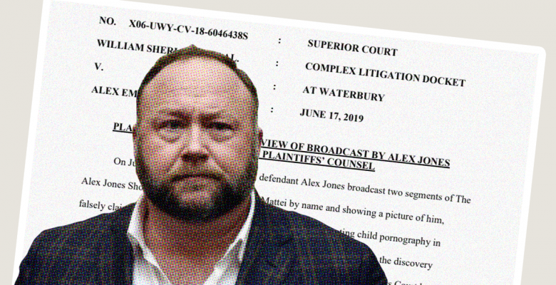 Sandy Hook Lawyers Say They Notified The FBI After Receiving Child Porn From Alex Jones