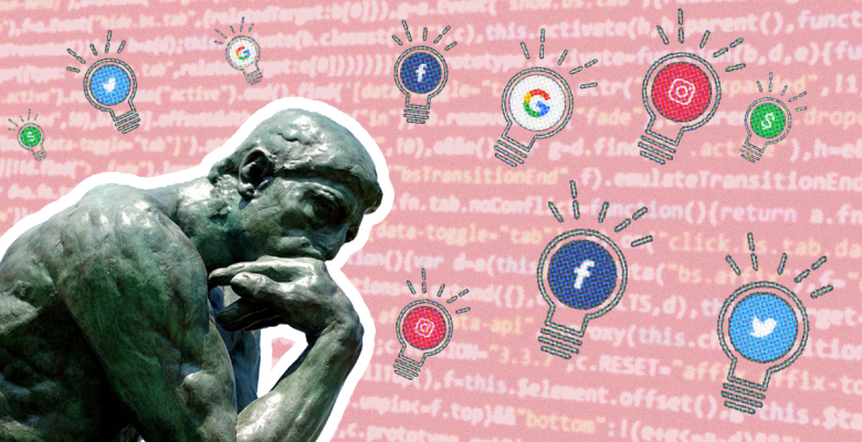 "What Does it Mean to be a ""Free Thinker"" When Algorithms Control Your Beliefs?"