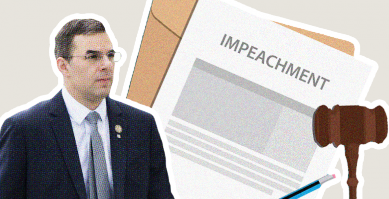 Justin Amash First GOP Rep to Call for Trump's Impeachment, Immediately Gets Primary Challenge