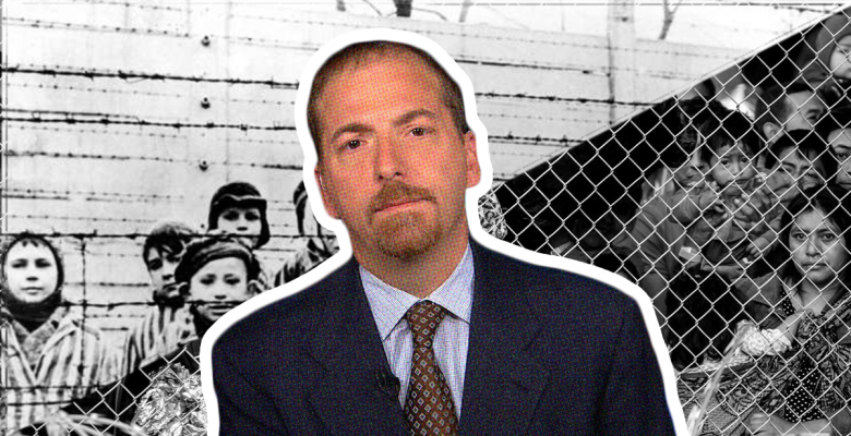 Chuck Todd: AOC's 'Concentration Camp' Comment Does 'Tremendous Disservice' to Detainees