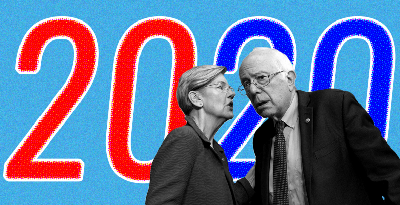 "Elizabeth Warren Claims Sanders ""Disagreed"" a ""Woman Can Win"" in 2020, Bernie Denies It"