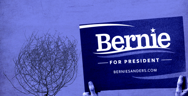 Why The Left Should Not Go Bernie Or Bust