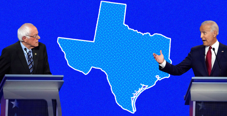 Bernie Sanders Surges Ahead of Joe Biden in Texas as Mike Bloomberg Takes Florida Lead
