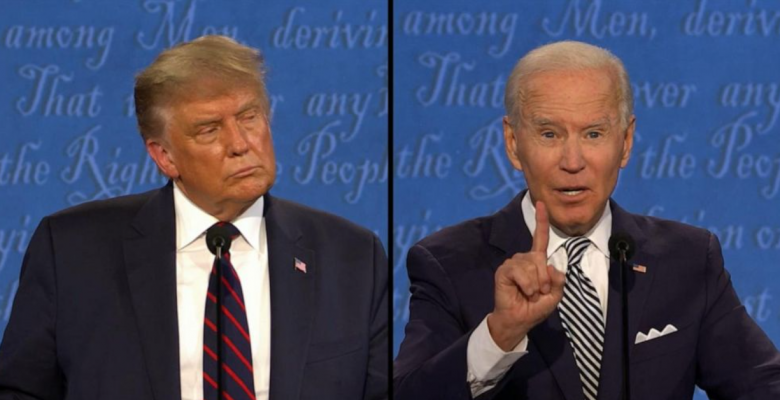 Joe Biden Smashes Single-Hour Fundraising Record in First Debate Against Trump