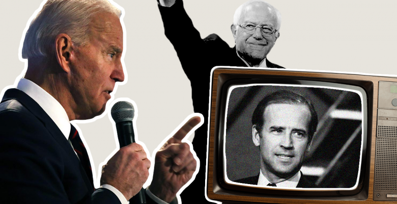 "Biden Claims Sanders Campaign ""Doctored"" Video of Him Backing Social Security Cuts"