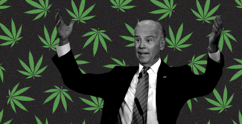 Joe Biden Changes His Mind, Now Says Marijuana is Not a 'Gateway Drug'
