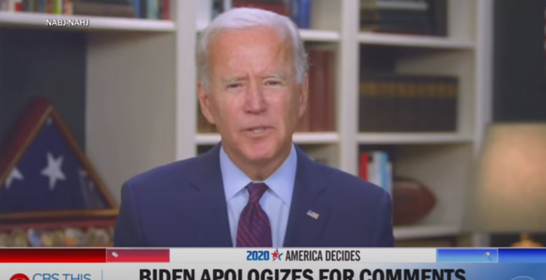"Biden Tries to Clarify Claim That Latinos Are Diverse, ""Unlike The African American Community"""