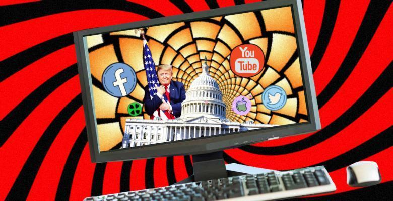 New White House Executive Order Feeds the Big Tech 'Political Bias' Conspiracy