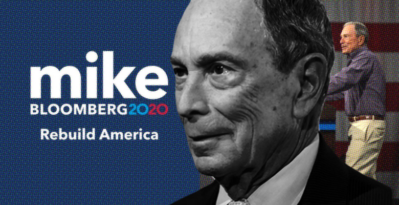 Bloomberg News Says It Won't Cover Primaries After Mike Bloomberg Announces 2020 Bid