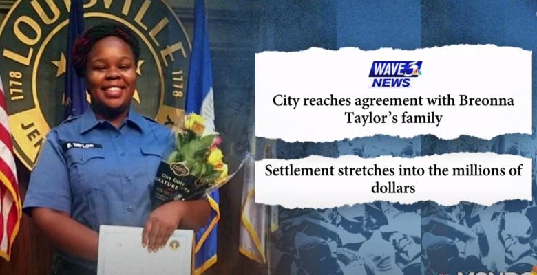 Breonna Taylor's Family Settles Multi-Million-Dollar Wrongful Death Lawsuit With Louisville