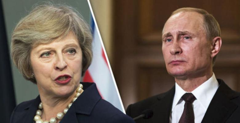 Britain Fires Back At Russia After Nerve Agent Poisoning