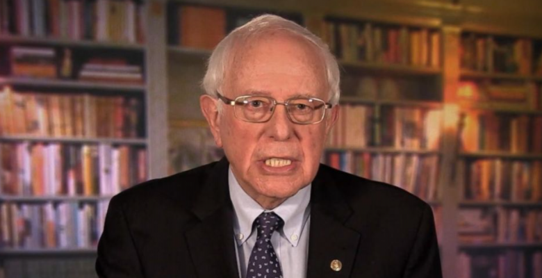 """Bernie Sanders Calls Out """"Corporate Democrats"""" for Attacking Progressive Policies: """"Dead Wrong"""""""