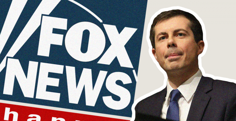 Trump Throws Twitter Tantrum After Pete Buttigieg Gets Standing Ovation at Fox News Town Hall
