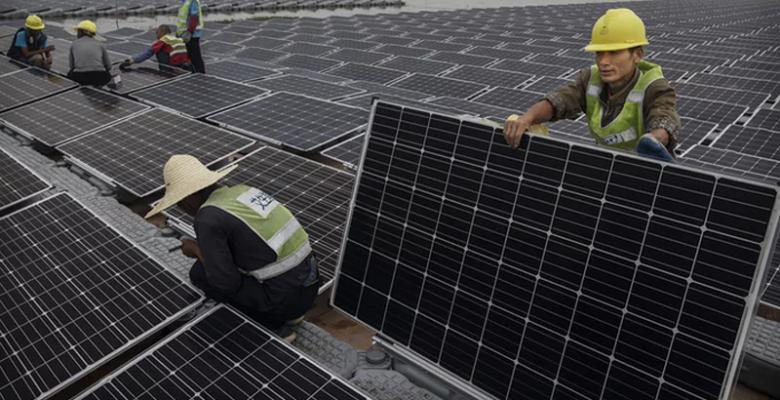 As China Leads Green Energy, It No Longer Wants Our Garbage