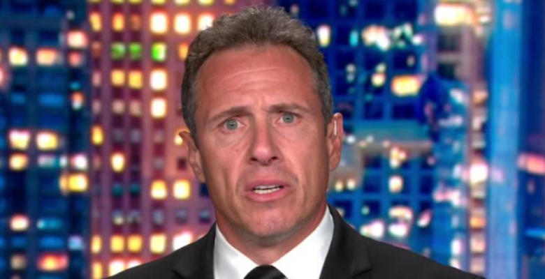 CNN's Chris Cuomo Threatened With $500 Fine For Not Wearing a Mask in His Building