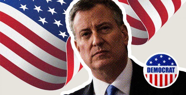 NYC Mayor Bill De Blasio Becomes 23rd Democrat Running for President