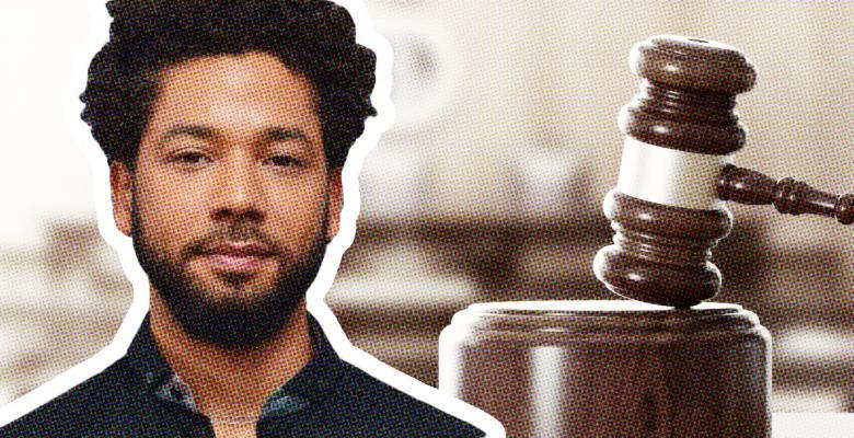 Chicago Police Charge Jussie Smollett With Staging Own Attack for Publicity and Money