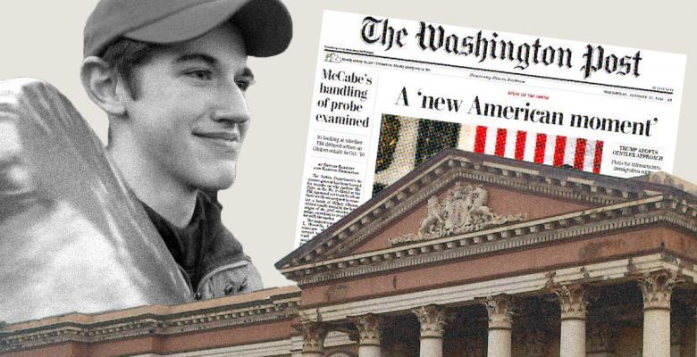 Covington Teen Nick Sandmann Sues Washington Post for $250 Million in Damages