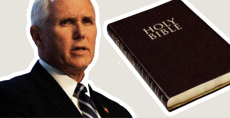 Mike Pence Tells Liberty University Grads They'll Be 'Shunned,' 'Ridiculed' For Being Christian