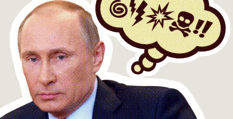 Vladimir Putin Signs New Law Criminalizing Criticism of Him and His Government