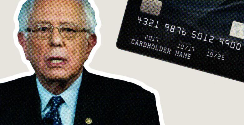 Bernie, AOC Team Up to Introduce Bill Capping Credit Card Interest Rates at 15%