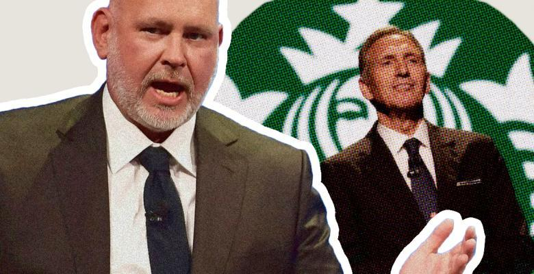 'Bullsh*t': Steve Schmidt Walks Off His Own Podcast When Asked About Working for Howard Schultz