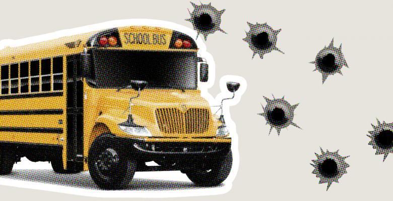 2 Gunmen Kill 1 Student, Injure 8 Others at School Just Miles From Columbine