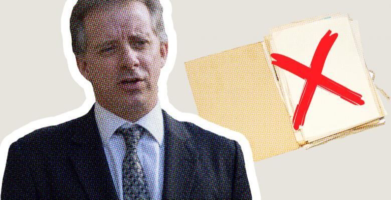 DOJ Targets Dossier Author Christopher Steele After Mueller Report's Release