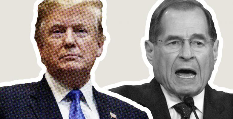 Trump Asserts Executive Privilege Over Mueller Report As Judiciary Holds Barr Contempt Hearing