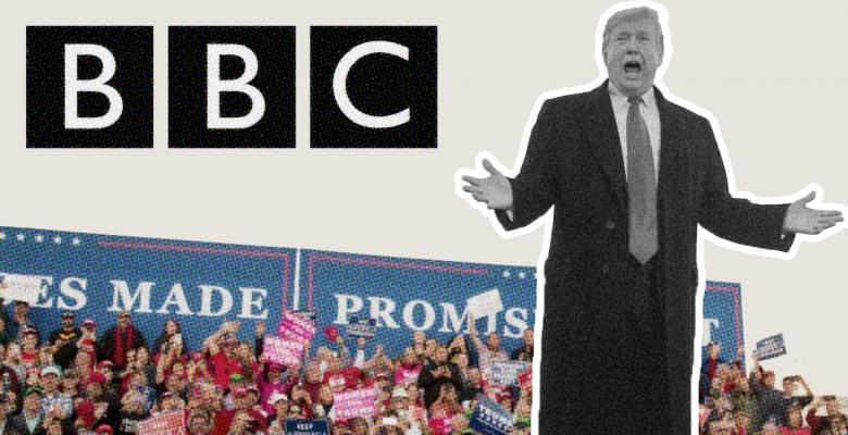 Trump Supporter Violently Attacks BBC Journalist at Rally, May Not Be Charged