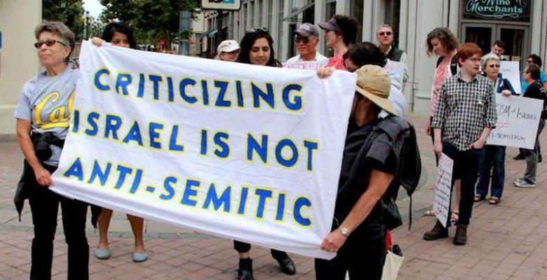 Where Are The Free Speech Warriors On Pro-Israel Censorship Bills?