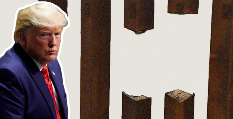 Smugglers Are Already Sawing Through Newly-Built Sections of Trump's Border Wall