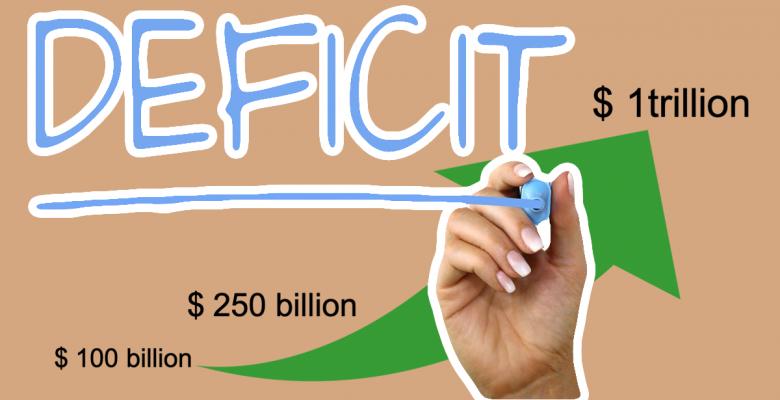 Deficit 1 Trillion
