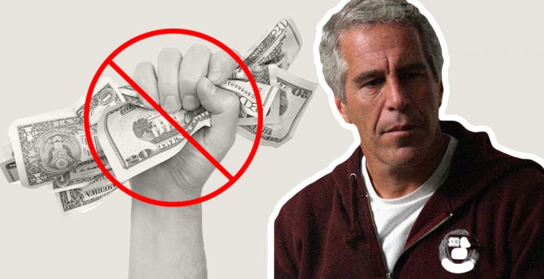 Epstein no money