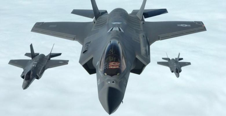 Israel Conducts World's First Air Strike With F-35 Stealth Fighters