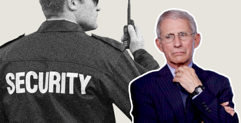 Anthony Fauci Gets Increased Security After Threats From Far-Right Trump Supporters
