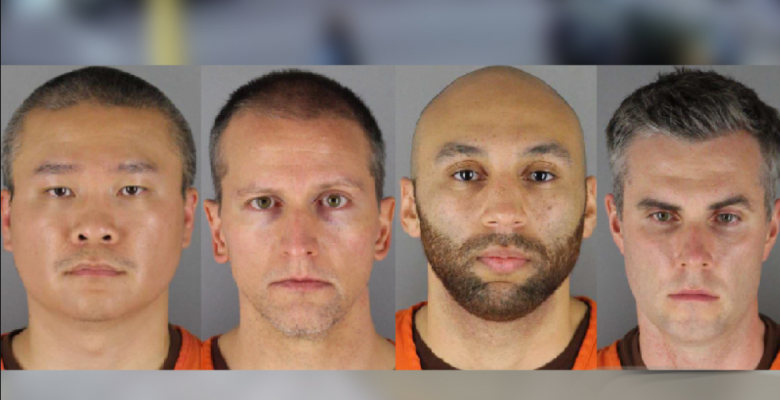 All Four Officers Involved in George Floyd's Death Charged As Derek Chauvin's Charges Upgraded