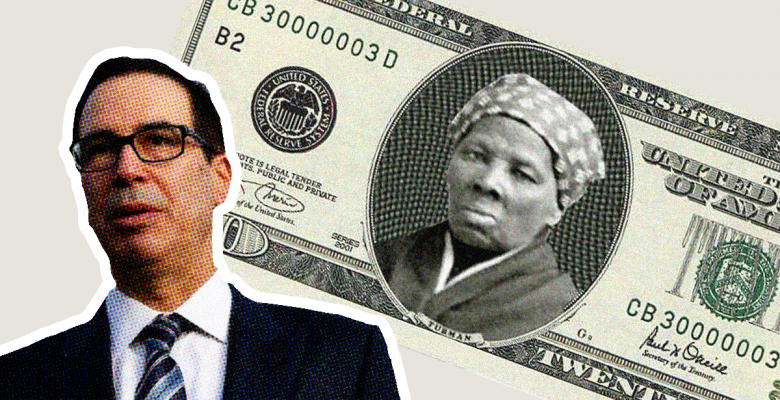 Trump Administration Says Harriet Tubman $20 Bill Delayed Until After Trump Leaves Office