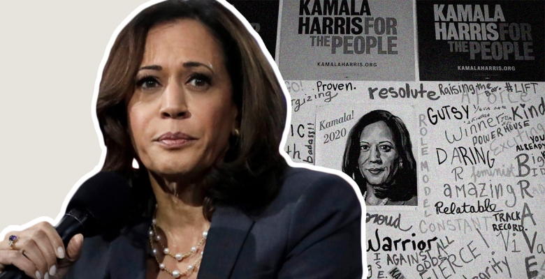 Kamala Harris Drops Out After Struggling to Gain Traction in Primary Race