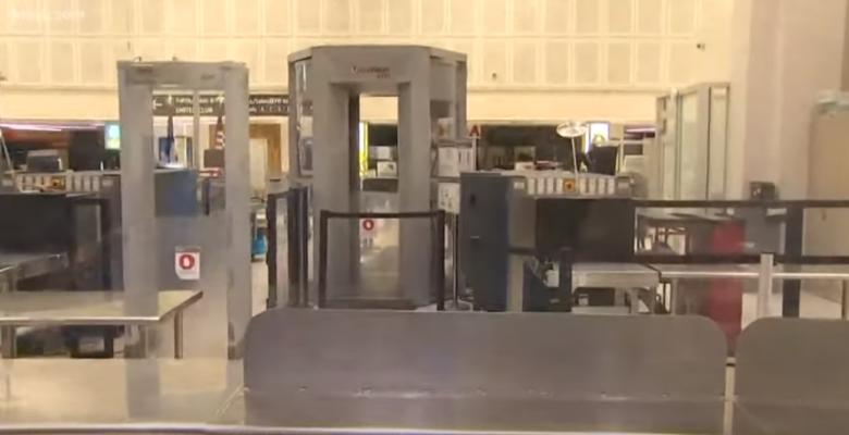 Houston Airport Shuts Down TSA Checkpoint Due to Government Shutdown