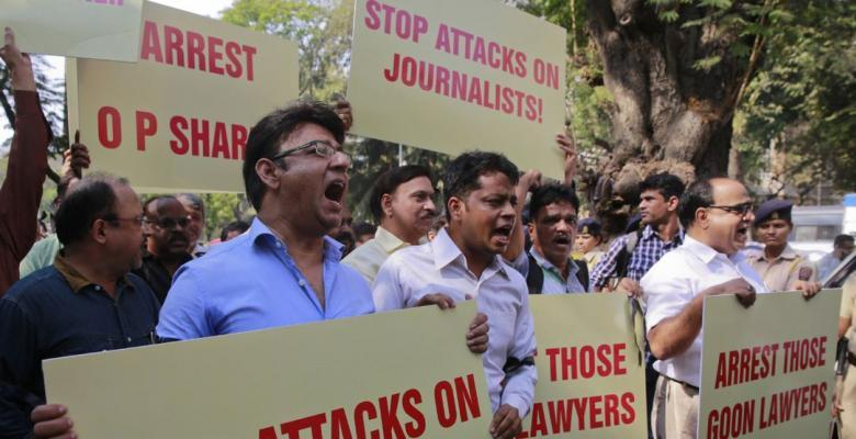 Why Don't We Hear More About Violence Against Indian Journalists?