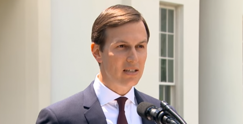 Jared Kushner Was Trump's Fixer in National Enquirer Blackmail Scheme: Report