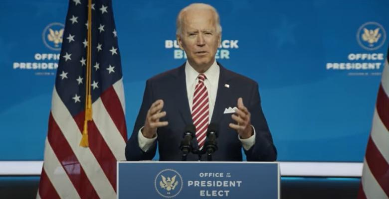 "Biden Privately Says He Wants to Avoid ""Divisive"" Investigations Into Trump: Report"