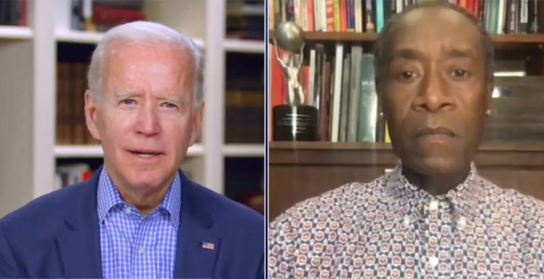"Joe Biden: ""10 to 15%"" of Americans Are ""Not Very Good People"""